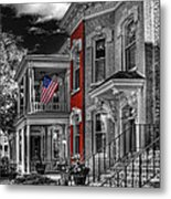 She Has Served With Honor Metal Print