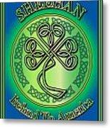 Sheehan Ireland To America Metal Print