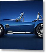 Shelby Cobra 427 - Water Snake Metal Print