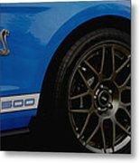 Shelby Cobra Gt 500 / Ford Metal Print