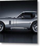 Shelby Daytona - Bullet Metal Print by Marc Orphanos