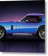 Shelby Daytona - Velocity Metal Print by Marc Orphanos