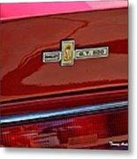 Shelby Gt 500 Mustang 4 Metal Print