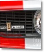 Shelby Gt 500 Metal Print