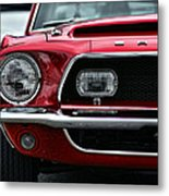 Shelby Mustang Metal Print