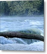Shell Rock Rapids Two Metal Print