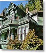 Shelton-mcmurphey House Metal Print