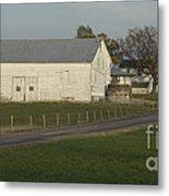Shenandoah Valley Farm Panorama Metal Print