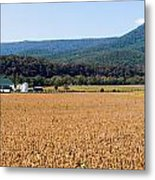 Shenandoah Valley Panorama Metal Print