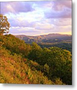 Shenandoah's Golden Hour  Metal Print