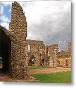 Sherborne Old Castle 5 Metal Print