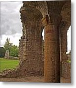 Sherborne Old Castle 6 Metal Print