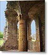 Sherborne Old Castle 7 Metal Print