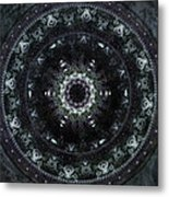 Shield Of Athena Metal Print