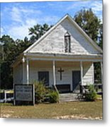 Shiloh-marion Baptist Church Metal Print