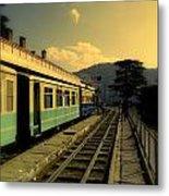 Shimla Railway Station Metal Print
