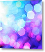 Shine A Light Metal Print