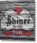 Shiner Specialty Metal Print