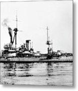 Ships Hms 'dreadnought Metal Print