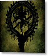 Shiva Metal Print by Cinema Photography