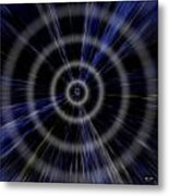 Shock Diamond 1b Metal Print