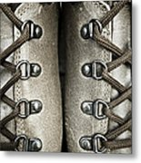 Shoes Metal Print