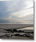 Shores Of Holgate Metal Print