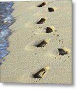 Short Lived Impressions Metal Print