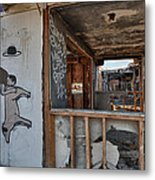 Should We Remodel Graffiti  Metal Print