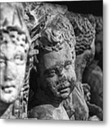 Sidamara Sarcophagus Metal Print by Taylan Apukovska