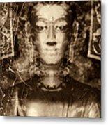 Siddhartha Gautama Metal Print