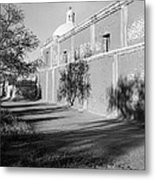 Side View Mission San Jose De Tumacacori Tumacacori Arizona 1979 Metal Print