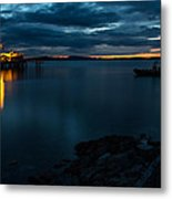 Sidney Sunrise Metal Print
