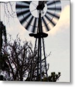 Signs Of The Approaching Storm Metal Print