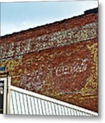 Signs Signs Everywhere A Sign Metal Print