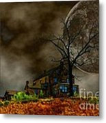 Silent Hill 2 Metal Print by Dan Stone