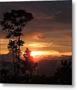 Silent Lucidity Metal Print by Gregory Young