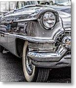 Silver Caddy 2 Metal Print