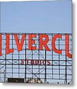 Silvercup Metal Print