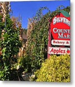 Silverman's Country Farm Metal Print