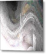 Silvershear Metal Print