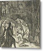 Simon, The Lovelorn Cook, The Fortune Teller Metal Print