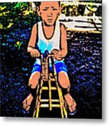 Simple Joy Metal Print