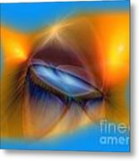 Simply Art Metal Print