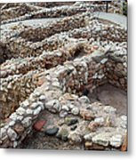 Sinagua Indian Ruins Metal Print