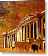 Sindh High Court Metal Print by Catf