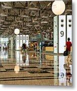 Singapore Changi Airport 03 Metal Print