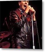 Singer Freddie Canon Metal Print