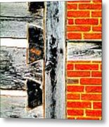 Single Brothers Joints Metal Print by Randall Weidner