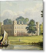 Sion House, From R. Ackermanns Metal Print